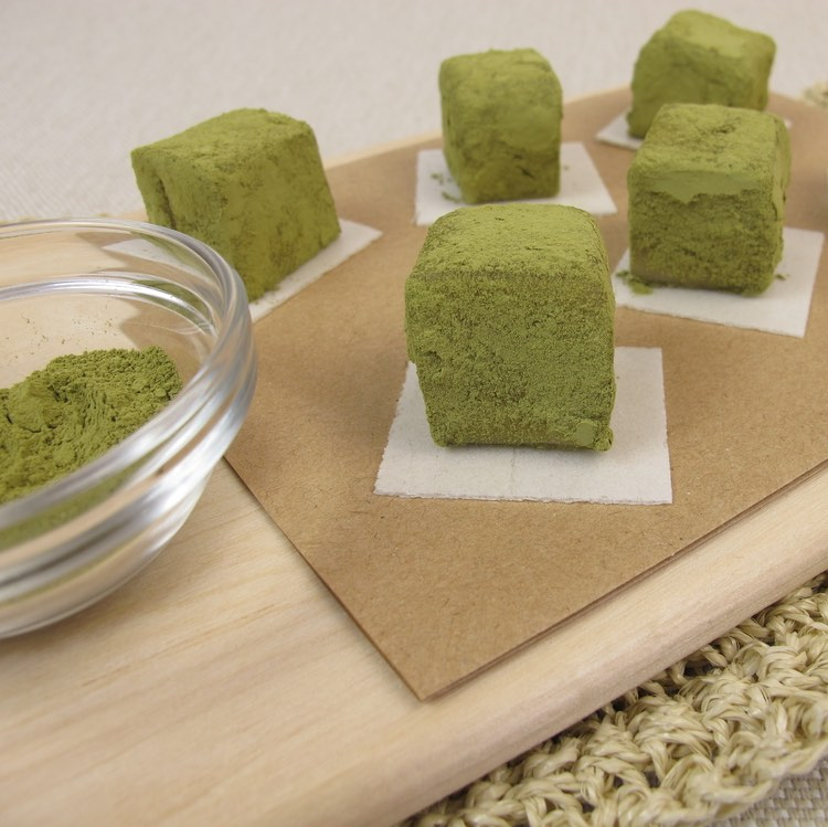 Matcha Tea Chocolate