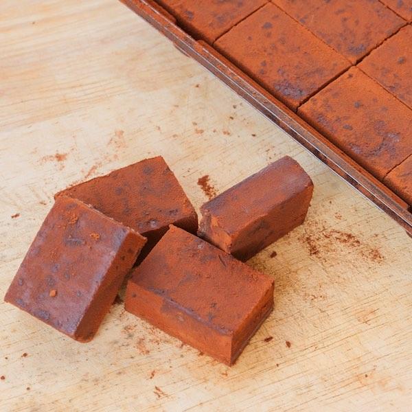 Chocolate Meltaways