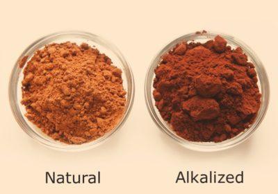 Types of Cocoa Powder