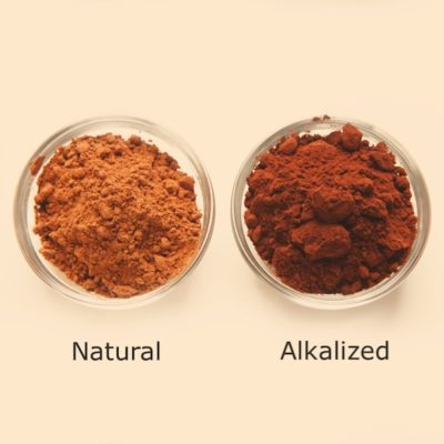 Types of Cocoa Powder