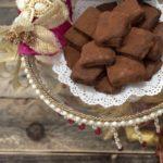 Lavender Nama Chocolate